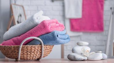 comprar toalhas de banho